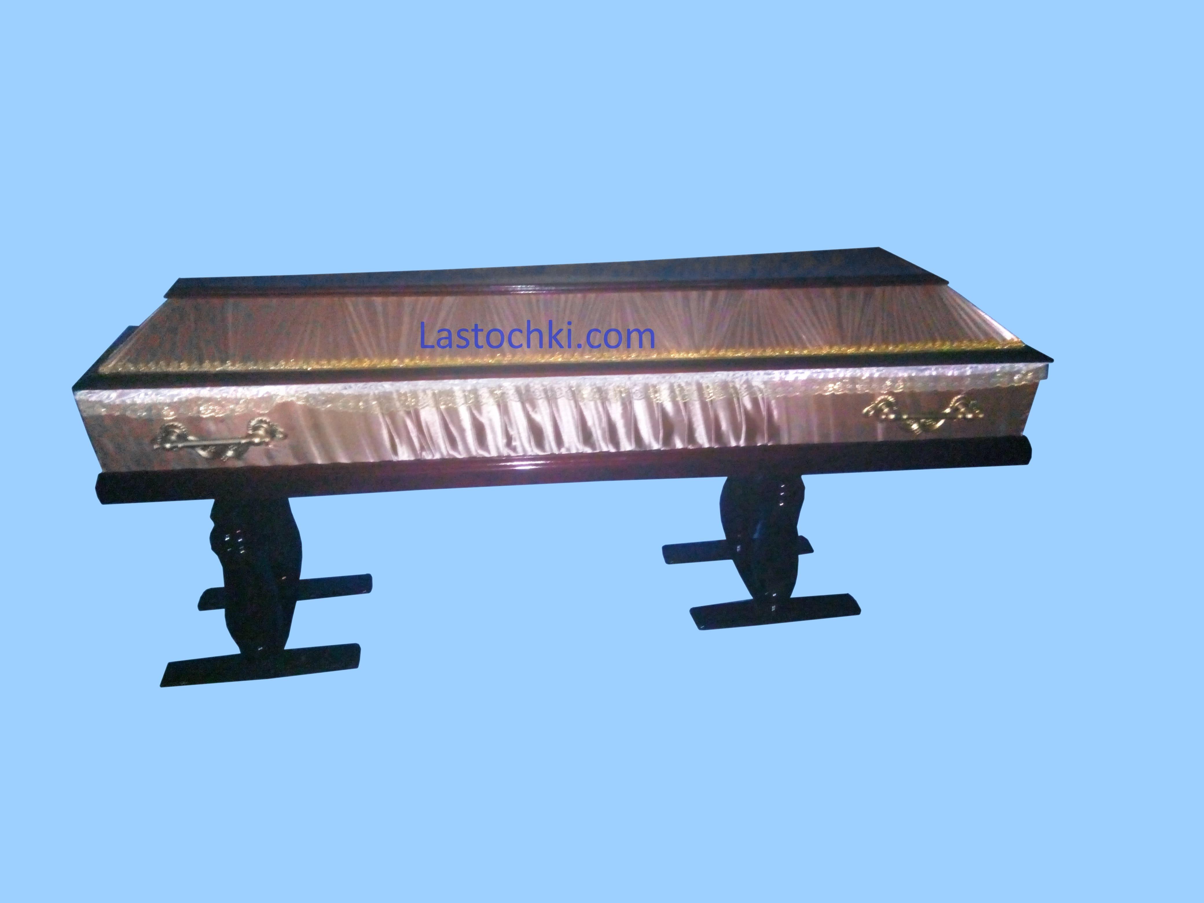 Комбинированный гроб -  Цена 3 600 грн.