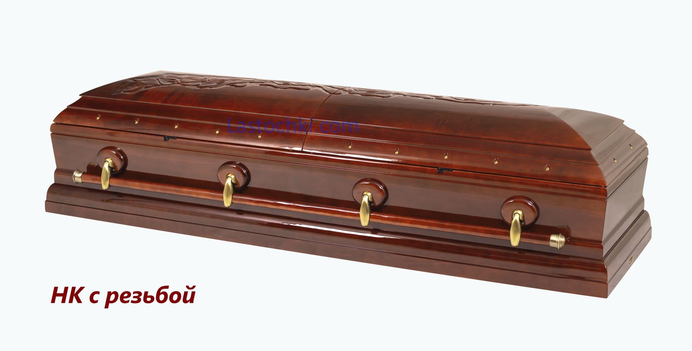 Саркофаг НК с резьбой  - Цена 44 000 грн.