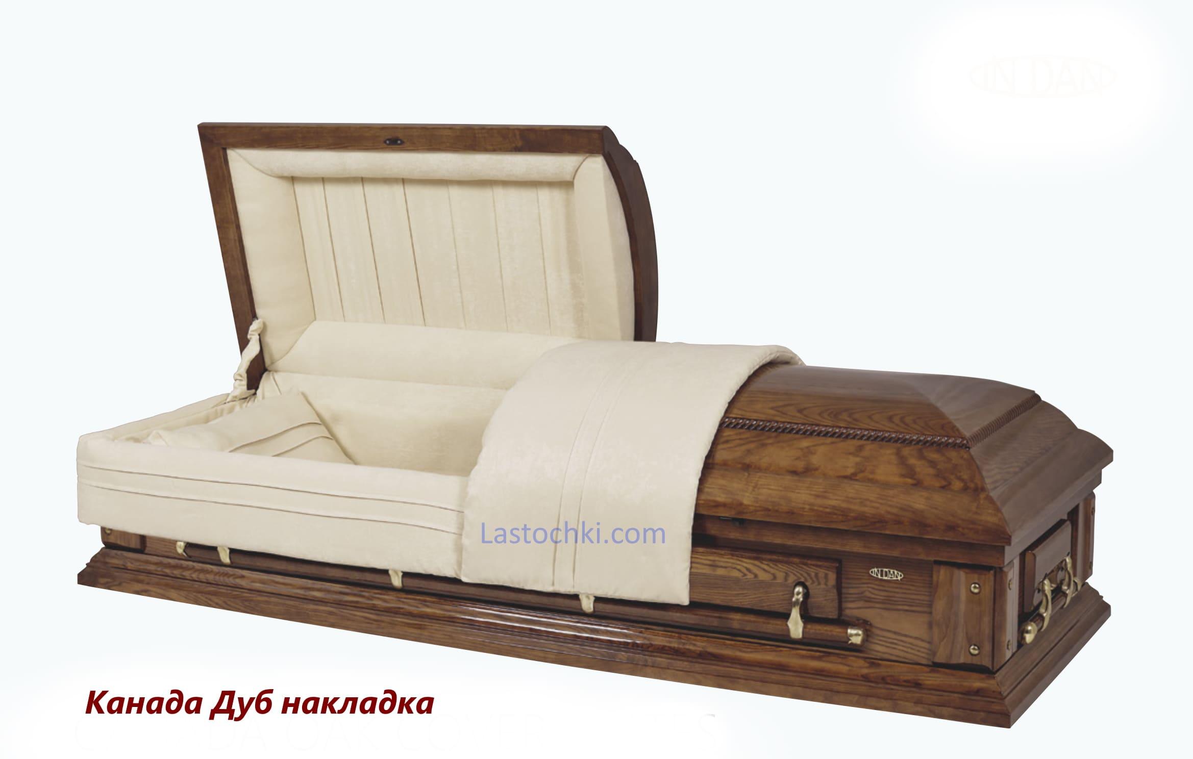 Саркофаг Канада Дуб накладка  -  Цена 84 000 грн.