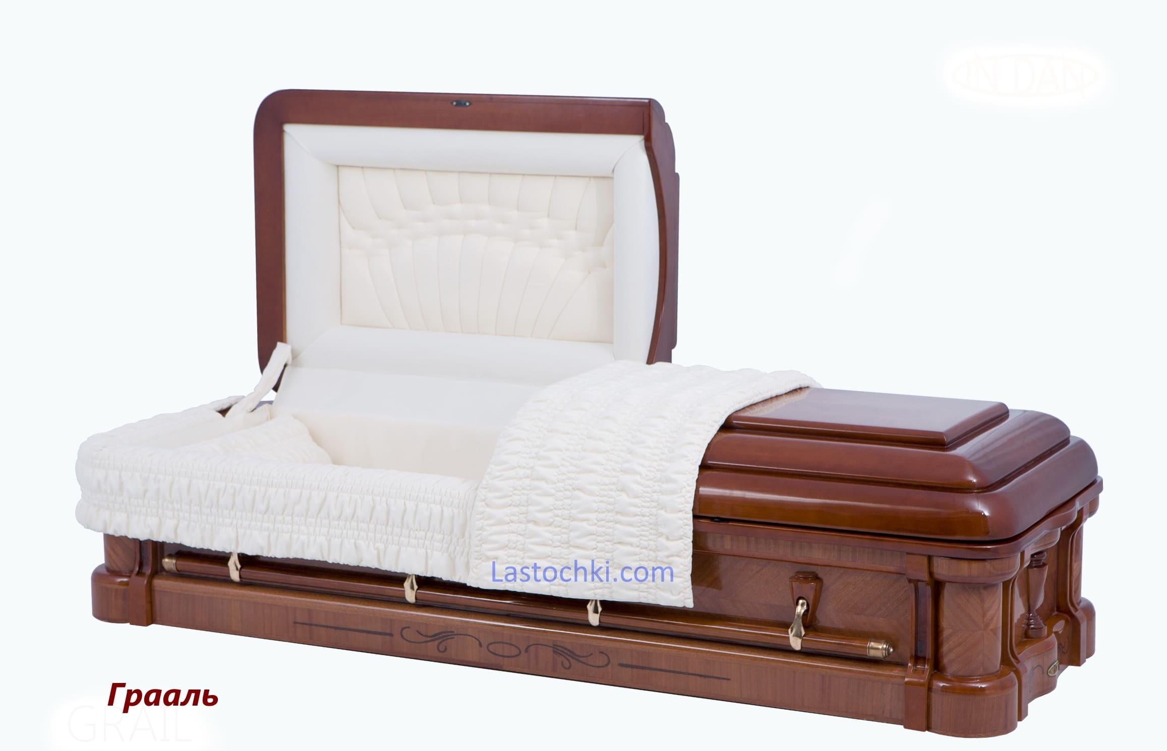 Саркофаг Грааль инкрустированый  -  Цена 300 000 грн.