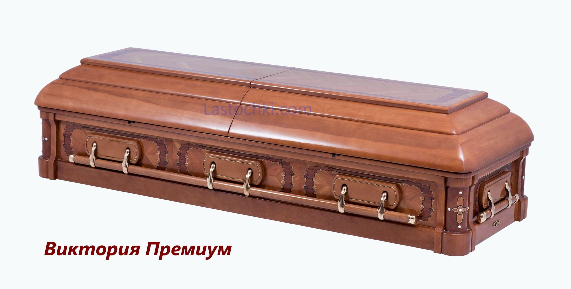 Саркофаг Виктория премиум  -  Цена 230 000 грн
